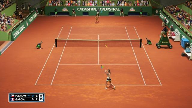 Images d'AO Tennis 2