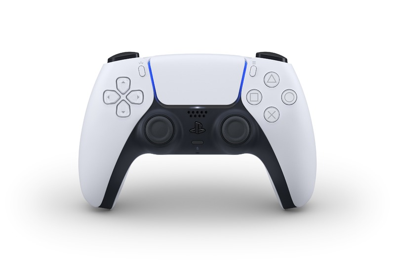 La DualSense, la manette de la PlayStation 5