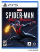 Boîtier PS5 de Spider-Man Miles Morales