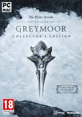 The Elder Scrolls Online: Greymoor Digital Collector's Edition