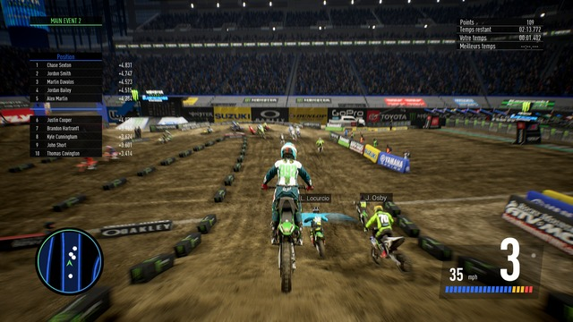 Images de Monster Energy Supercross 3 - The Official Videogame