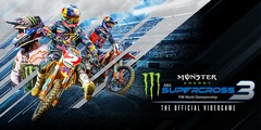 Test de Monster Energy Supercross 3 - Énergique, mais sans folie