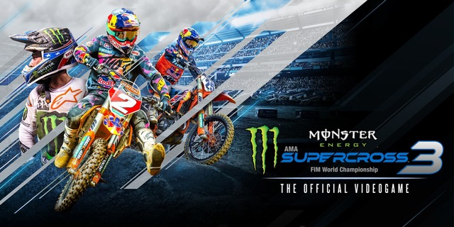 Image de Monster Energy Supercross 3 - The Official Videogame