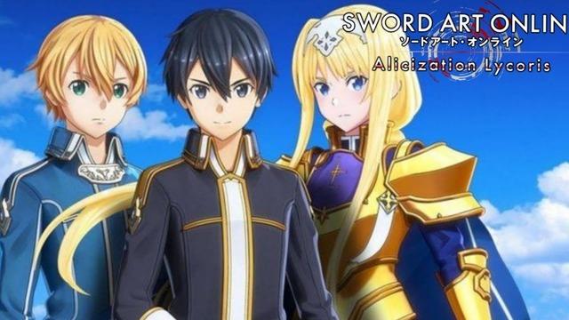 Image de Sword Art Online: Alicization Lycoris