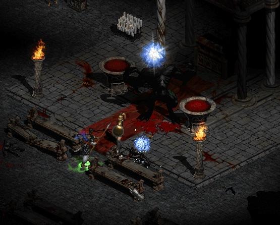 Images de Diablo II