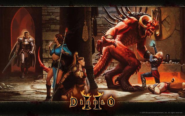 Vicarious Visions fusionne avec Blizzard – pour collaborer à un remake de Diablo 2 ?
