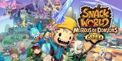 Test de Snack World : Mordus de Donjons - Gold - On va pas en faire un fromage