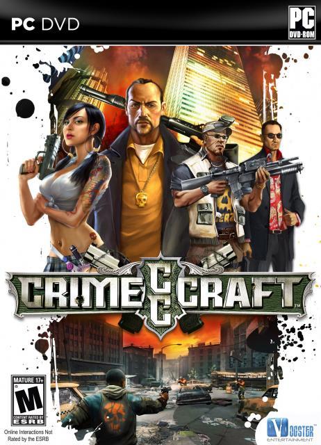 Boite américaine de CrimeCraft