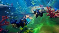 Underwater explorersMoyen