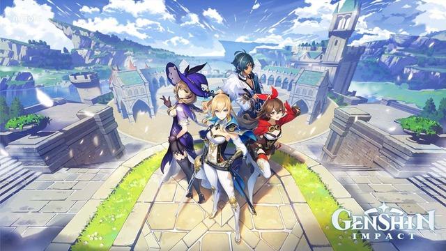 Image de Genshin Impact