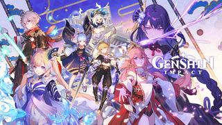 Genshin Impact 2.1