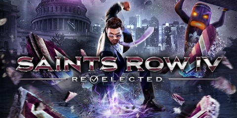 Saints Row IV: Re-Elected - Test de Saints Row IV: Re-Elected - Élu au premier tour
