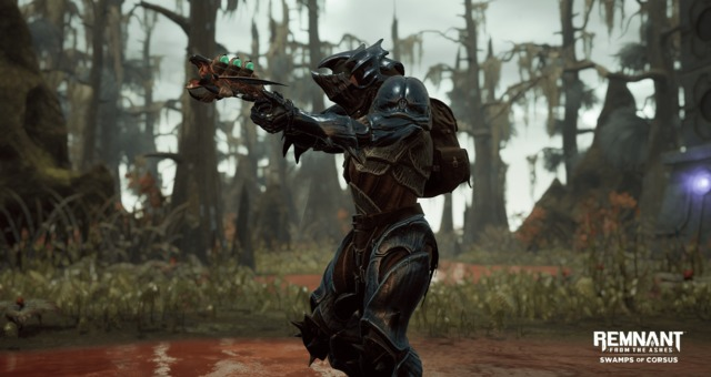 Images de Remnant: From the Ashes - Swamps of Corsus