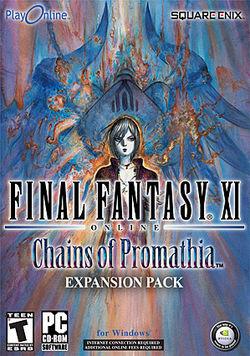 Image de Chains Of Promathia