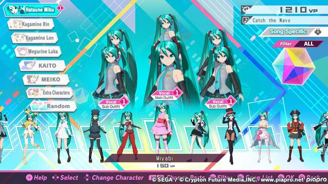 Image de Hatsune Miku : Project DIVA Mega Mix