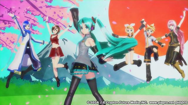 Images de Hatsune Miku : Project DIVA Mega Mix