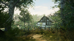 Un théâtre dans les bois
