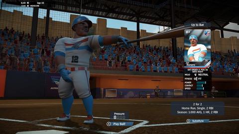 Annoncer le home run de façon classe
