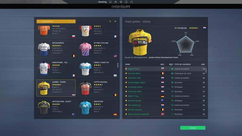 Emmenons Tom Dumoulin jusqu'à la première place du Tour de France