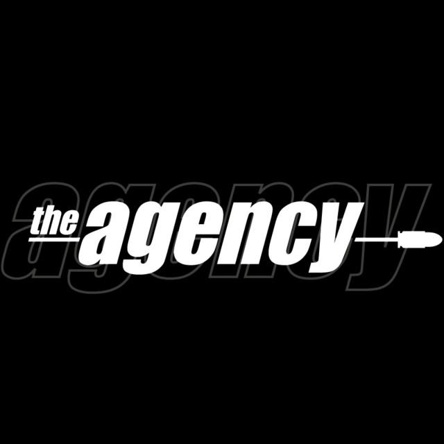 Logo de The Agency