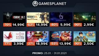 Promotions hebdomadaires Gamesplanet