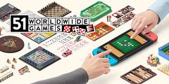 Test de 51 Worldwide Games - La Switch en mode Tabletop