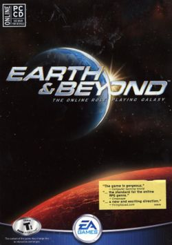 Image d'Earth and Beyond