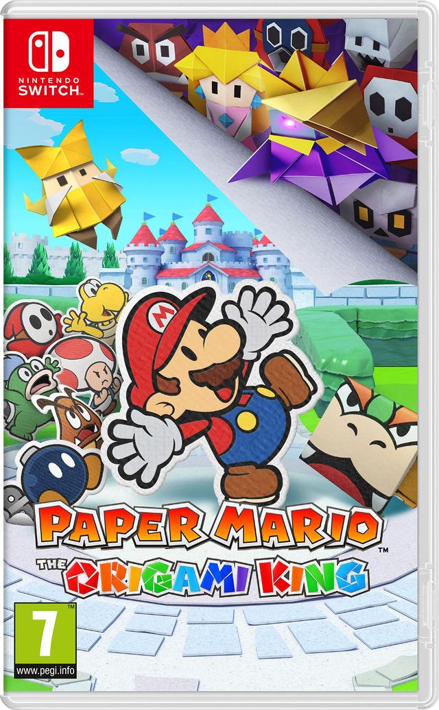 Image de Paper Mario: The Origami King