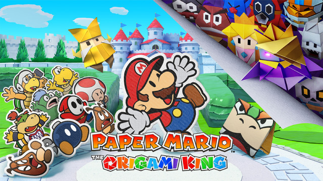 Images de Paper Mario: The Origami King