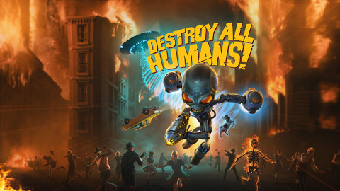 Destroy All Humans! - Test de Destroy All Humans! - L'Amérique en péril