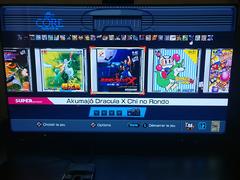 La version d'origine de Castlevania Rondo of Blood et Bomberman 94 !