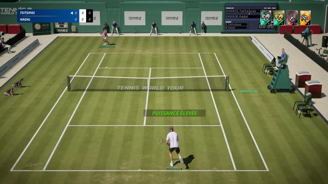 Images de Tennis World Tour 2