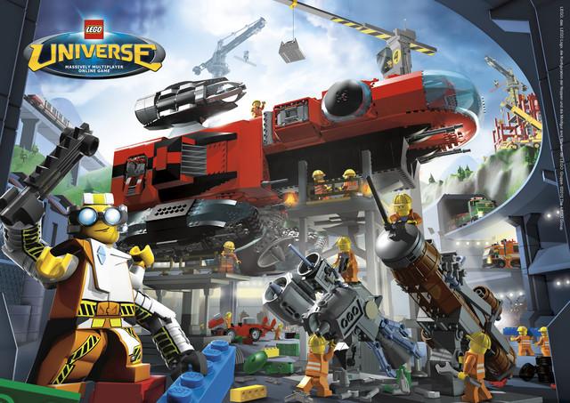 Image de LEGO Universe