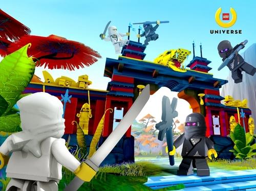 Images de LEGO Universe