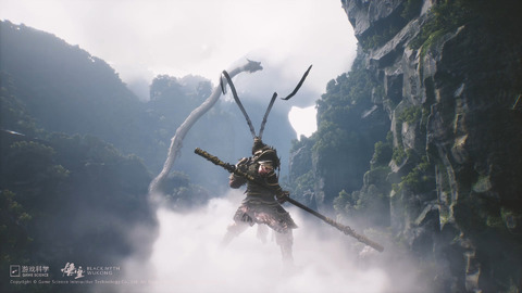 Black Myth: Wukong - Game Science Studio dévoile (le gameplay de) son RPG d'action Black Myth: Wukong