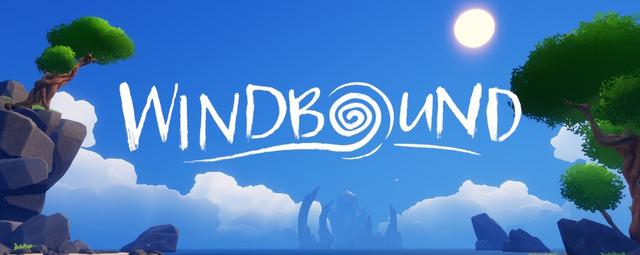 Windbound écran titre