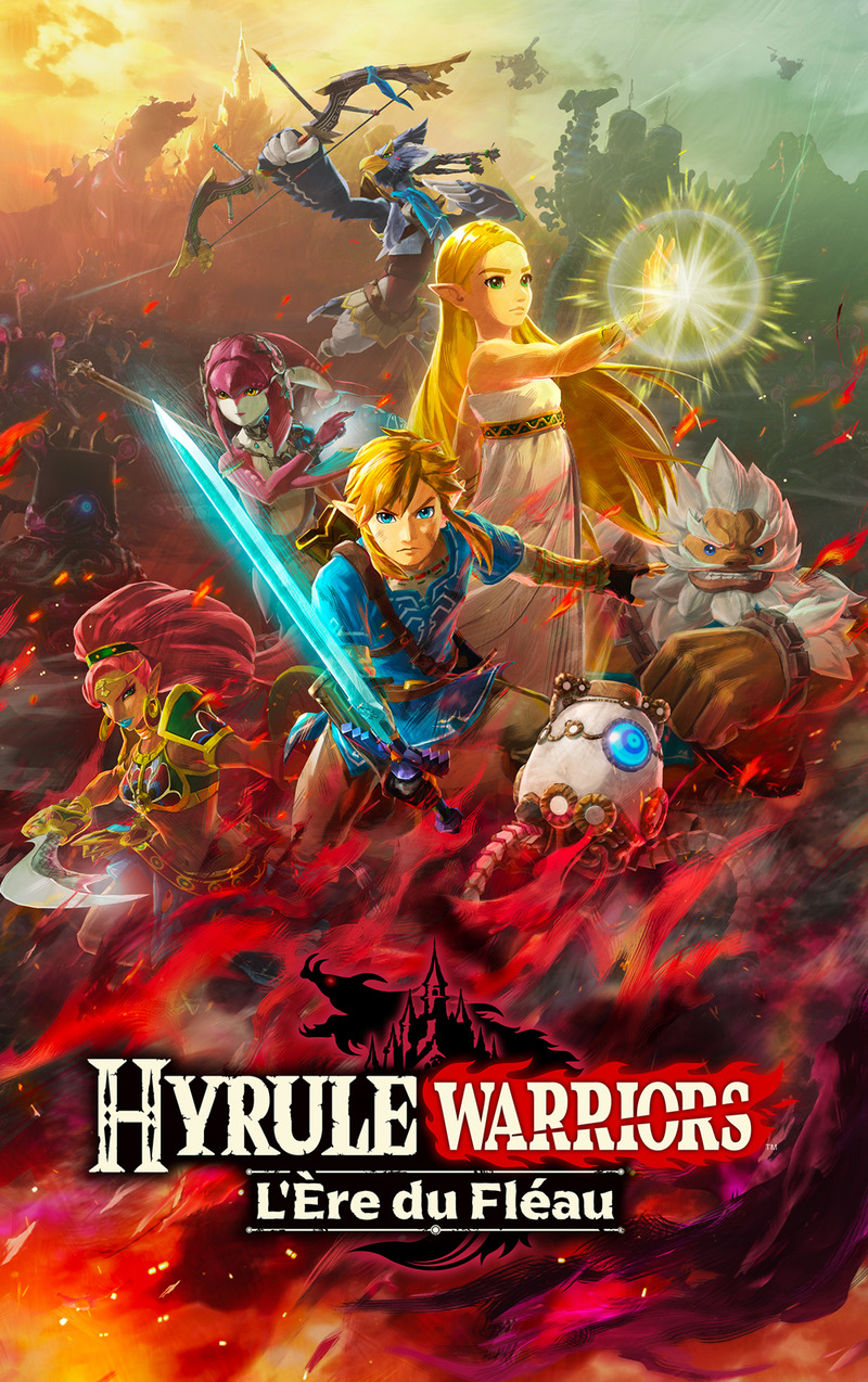 Hyrule Warriors L Ere Du Fleau Test De Hyrule Warriors L Ere Du Fleau What If Jeux Video
