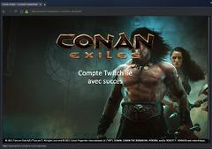 Comment activer Drop Twitch Conan Exiles 3