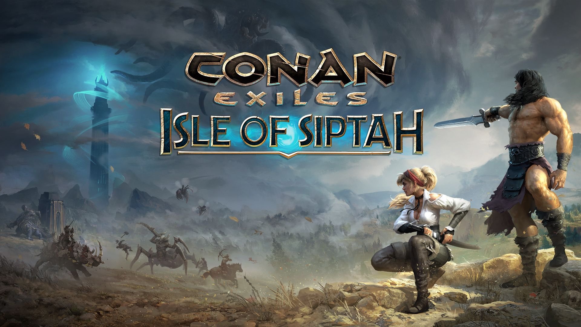 Conan Exiles : Isle of Siptah - une première extension majeure