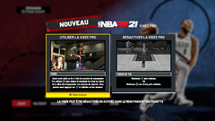 Test de NBA 2K21 - On stagne et on attend la suite