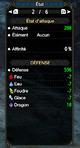 Bonus de set Valstrax : 100% HP