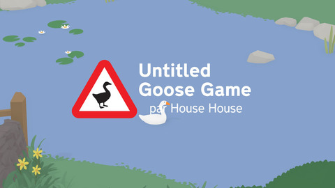 Untitled Goose Game - Test de Untitled Goose Game - Honnie l'oie qui, le mal, y pense