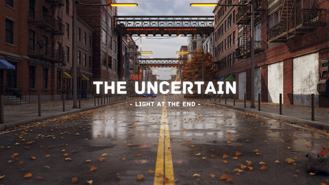 The Uncertain : Light at the End - Test de The Uncertain : Light at the End - Incertain comme son titre