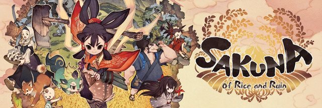 Images de Sakuna: Of Rice and Ruin