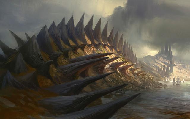 Le Dragon de la Mer