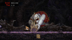 Test de Ghosts 'n Goblins Resurrection - Une difficulté d'un autre temps