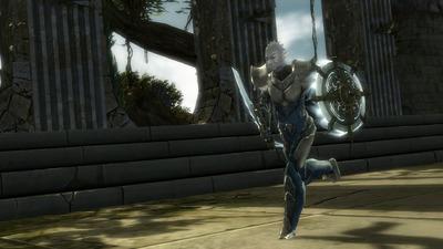 Epée et Bouclier du Héros de la forge des Brumes