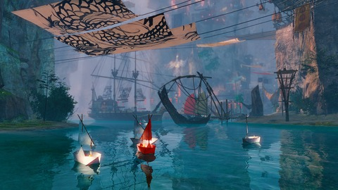 Guild Wars 2 - Interview : Retour du Festival des Quatre Vents sur Guild Wars 2