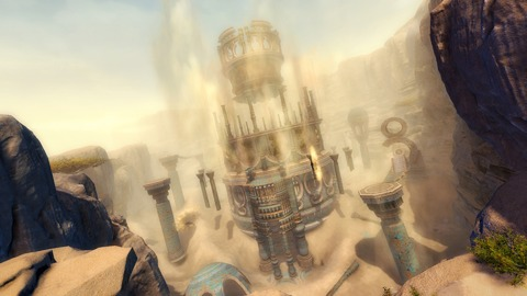Guild Wars 2 - Lancement de l'extension Path of Fire pour Guild Wars 2