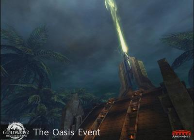 Evénement de l'oasis